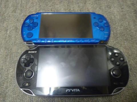 PSPとの比較1