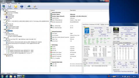 HWiNFO64でハードウェア構成を確認