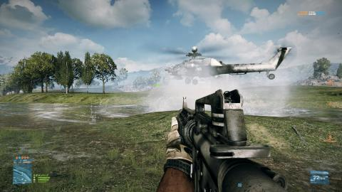 BF3 @ 3200 x 1800
