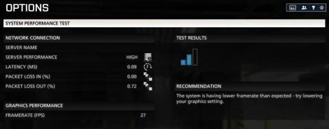 パフォーマンス自動テスト