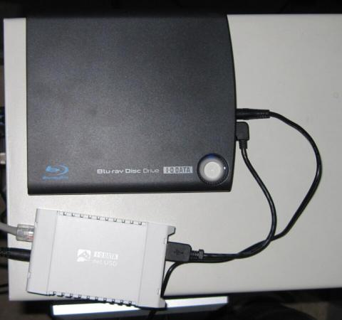ETG-DS/USへ接続