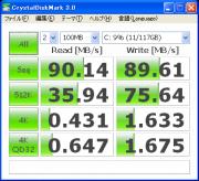 置き換え前のPCで起動ディスクとして利用していたHDD、WD10EADSの結果