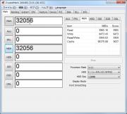 メイン環境@メモリの値のみ(CPUが4コアまでしか計測できないため、CPUのスコアの比較はできません。)