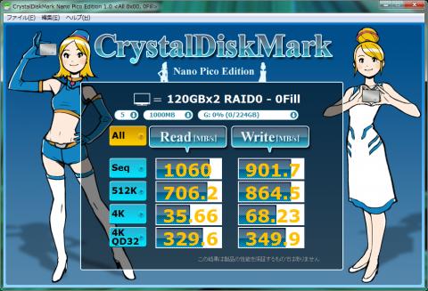RAID 0 All 0x00