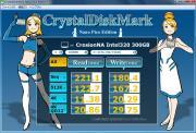 CDM SSD換装後