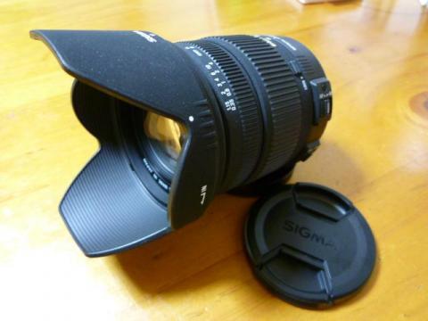 シグマ 18-125mm