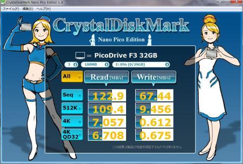 PicoDrive F3 USB3.0