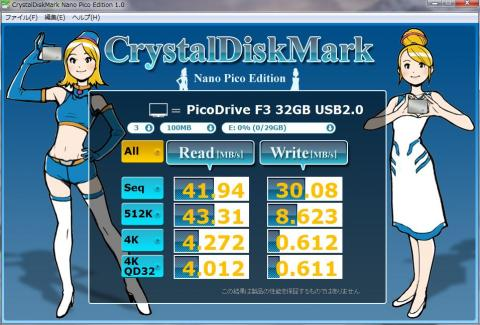 PicoDrive F3 USB2.0