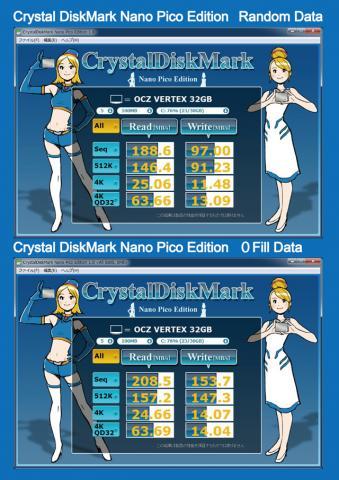 OCZ SATA2 SSD