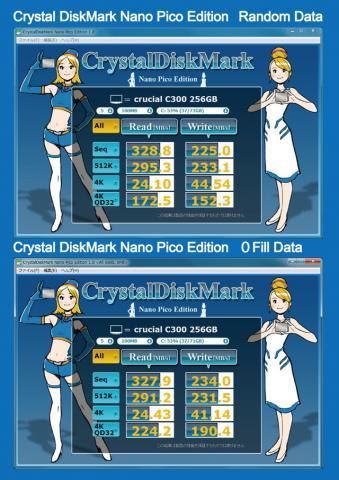 crucial SATA3 SSD