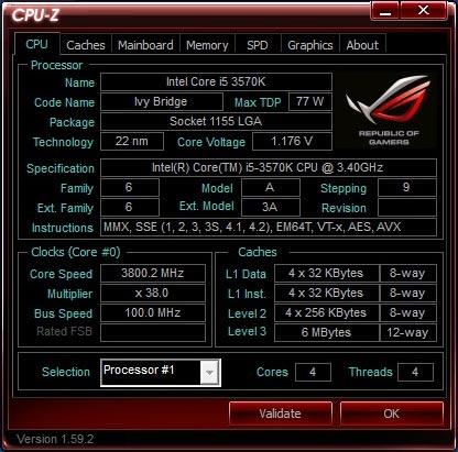 CPU-Z ORG Version