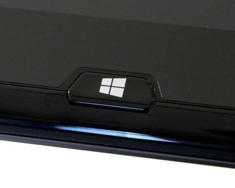 画面のWindowsボタンアップ