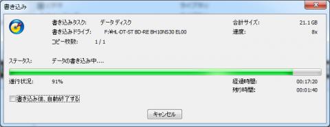 書き込み速度USB直結