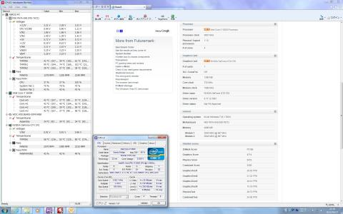 3DMARK11 2600TB 570