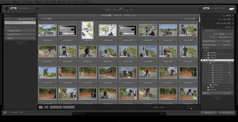 Adobe Lightroom4で動画を取り込もうとしたら・・・