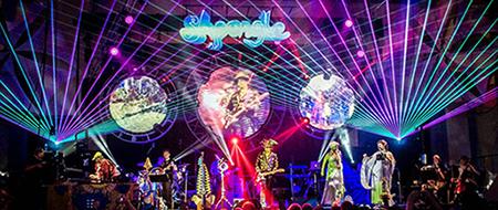 shpongleを都会的にリミックス - Shpongle Remixedのレビュー | ジグソー | レビューメディア