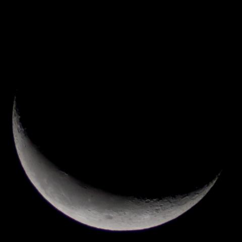 こちらはPhotoShop Elements 10のCamera Rawで現像したもの
