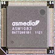 PCIe - PCIブリッジとなるasmedia ASM1083だが、あまり良い評判は聞こえてこない