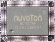 Super I/OにはnuvoTon(Winbond)のNCT6776Fを利用している