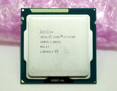 Core i7 3770T表面