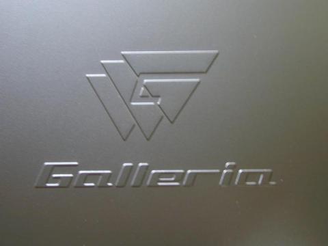 Galleriaの刻印