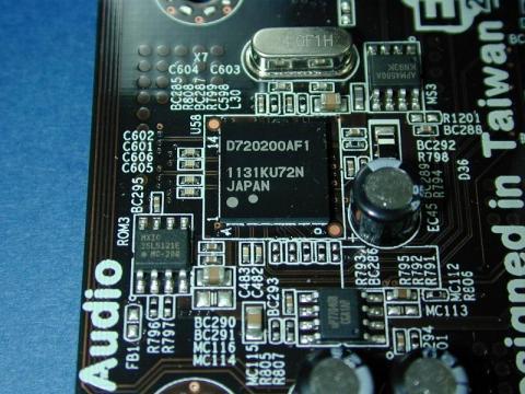 国産のルネサス製USB3.0コントローラ