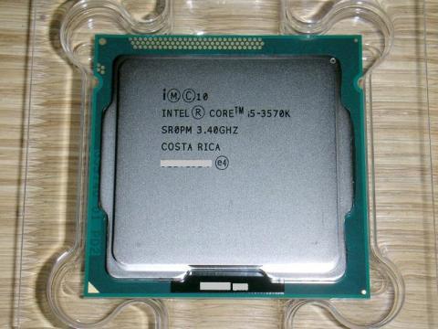 Corei5-3570Kキタ――(゚∀゚)――ッ!