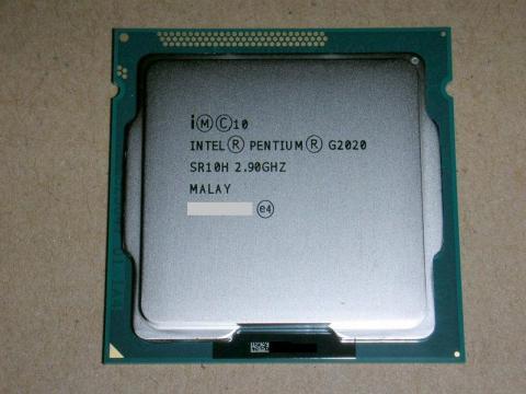 Pentiumタン(;゚∀゚)=3ハァハァ