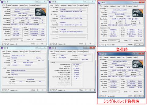 i7-980X(OC)CPU-Z