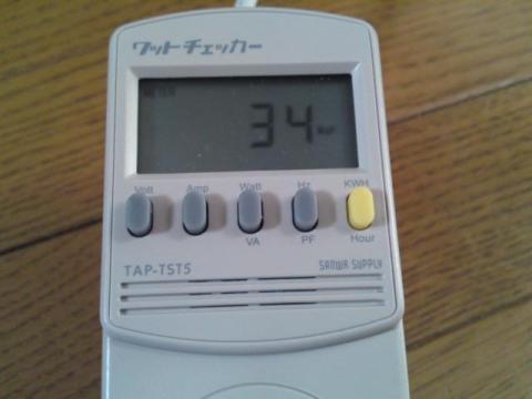 picoPSU 160-XT CPU100%消費電力