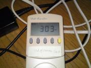 Call of Juarez DX10 Benchmark ベンチ実行時の消費電力