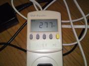 バイオハザード5 DX9実行時のPC消費電力