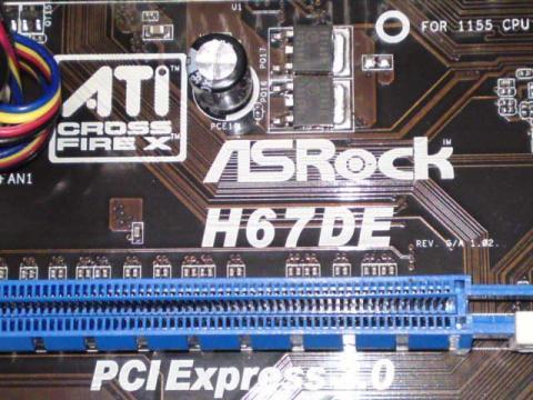 ASRock H67DE