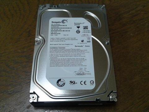 HDD Seagate ST2000DL003