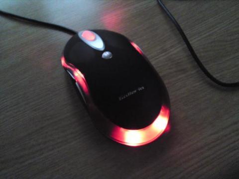 USBマウス 7ボタン