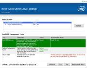 Intel SSD Optimizer