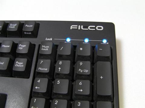 LEDは青色