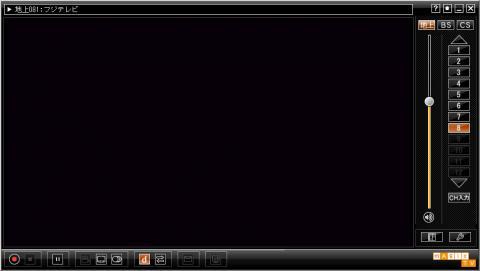 mAgicTV Digitalのパネル