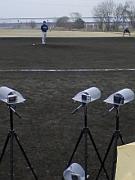 写真4:カメラセッティング2試合目
