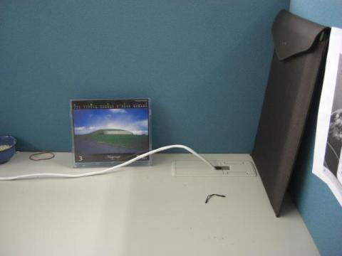 写真8:ケースに入れたZENBOOK UX21E