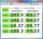 SSD Win7 64bit