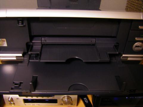 IP4100の挿入口