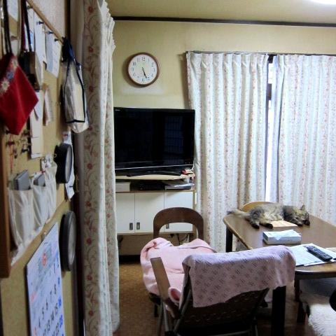 このダイニングキッチンのTV(東芝REGZA).jpg