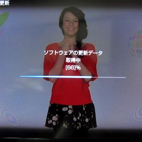 念願のネット経由でのTVのソフトウェア更新もやっとできました.jpg