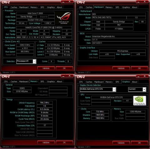 CPUZ メモリ8GBへ増量