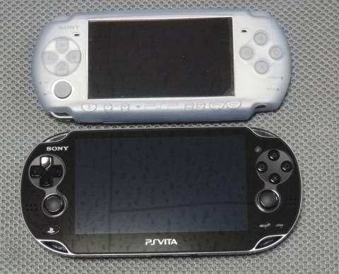 PSPと比較