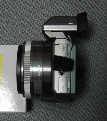 NEX-5N取付(横)