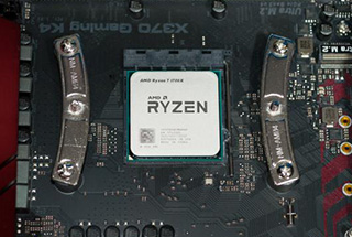 AMD Ryzen(TM) 7 1700X