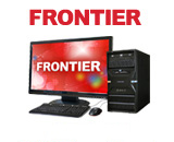 FRONTIER GXシリーズ マルチメディアモデル FRGXXG55S3/27D