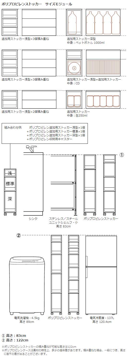 ... シート入り>すき間ストッカースリム4段
